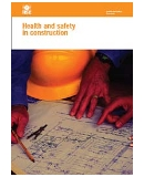 HSE Guide to construction site safety