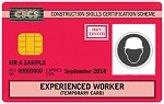 Red Card - Experienced Worker